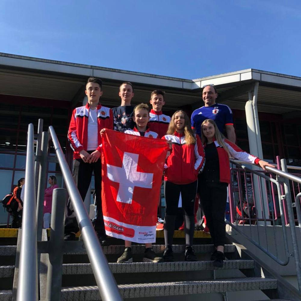 Gruppenfoto Krokoyama Cup 2018