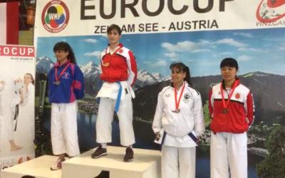Karate Europacup in Österreich