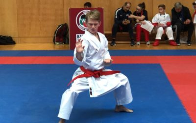 Karate Austrian Junior Open 2018