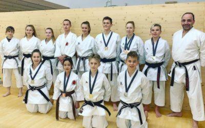 Offizielle Schweizermeisterschaft Karate 2018 SKF
